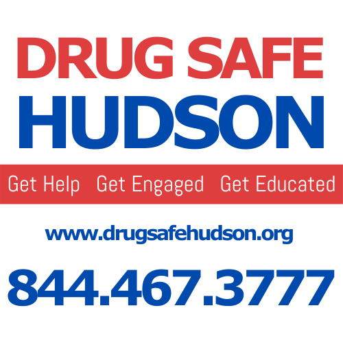 Drug Safe Hudson Logo